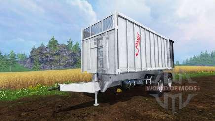 Fliegl TMK 266 v1.5 for Farming Simulator 2015