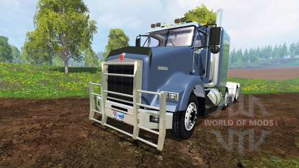 Kenworth T800 for Farming Simulator 2015