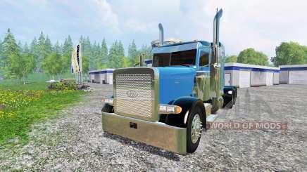 Peterbilt 379 1999 v1.1 for Farming Simulator 2015
