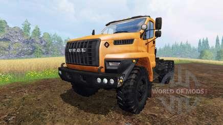Ural Next for Farming Simulator 2015