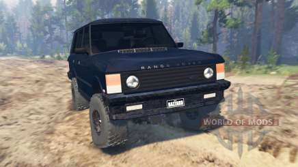 Range Rover Classic 1990 for Spin Tires