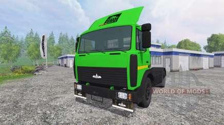 MAZ-5432 v2.0 for Farming Simulator 2015