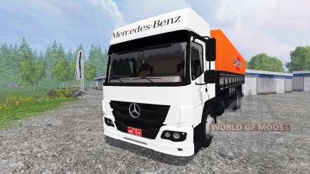 Mercedes-Benz Atego 2425 for Farming Simulator 2015