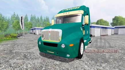 Kenworth T2000 [Krone] for Farming Simulator 2015