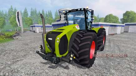 CLAAS Xerion 5000 v1.1 for Farming Simulator 2015