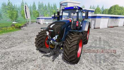 Fendt 936 Vario [wolf edition] for Farming Simulator 2015