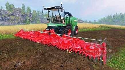 Fendt Katana 85 for Farming Simulator 2015