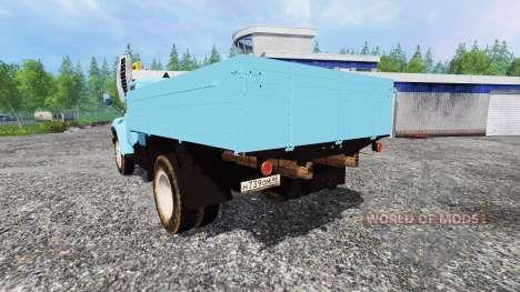 ZIL-130 v0.1 for Farming Simulator 2015