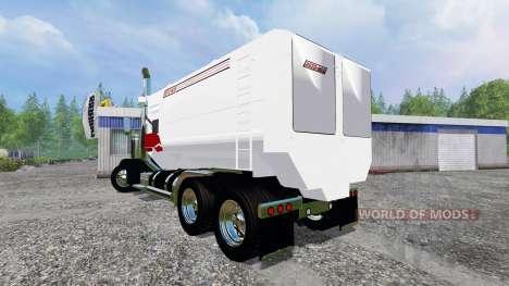 Peterbilt 379 [feed truck] for Farming Simulator 2015