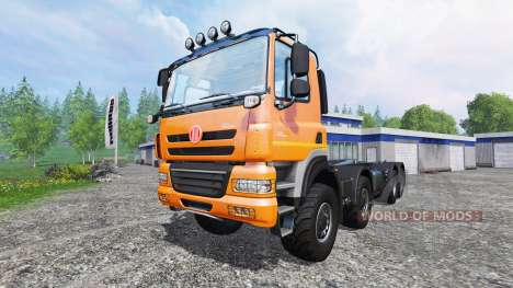 Tatra Phoenix T 158 8x8 [agro] for Farming Simulator 2015