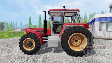 Schluter Super 1500 TVL [modified] for Farming Simulator 2015