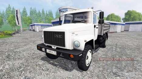 GAZ-SAZ-35071 [turbo] for Farming Simulator 2015