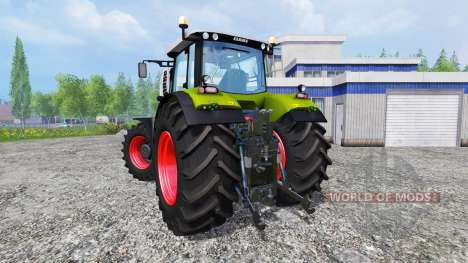 CLAAS Arion 650 v2.7 for Farming Simulator 2015