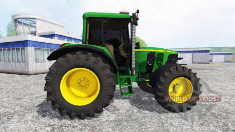 John Deere 6620 v3.0 for Farming Simulator 2015