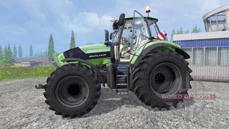 Deutz-Fahr Agrotron 7250 TTV v5.0 for Farming Simulator 2015