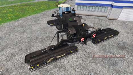Krone Big M 500 [black] v1.2 for Farming Simulator 2015