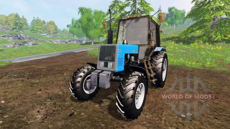 MTZ-892 Belarus v2.0 for Farming Simulator 2015