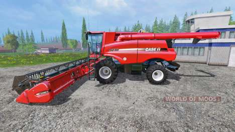 Case IH Axial Flow 9230 [multifruit] v2.0 for Farming Simulator 2015