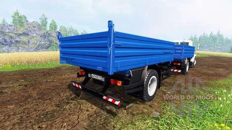 GAZ-SAZ-35071 [dump truck] for Farming Simulator 2015