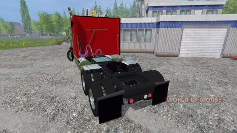 International Eagle 9900i for Farming Simulator 2015