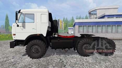KamAZ-54115 for Farming Simulator 2015