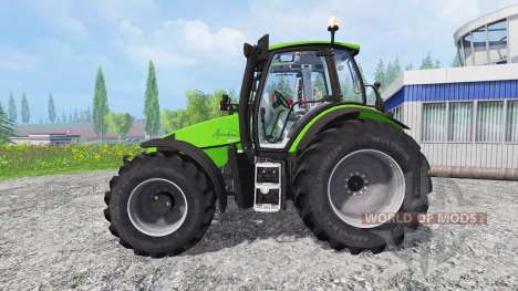 Deutz-Fahr Agrotron 120 Mk3 FL [washable] for Farming Simulator 2015