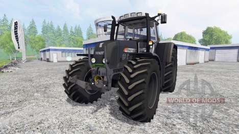 Fendt 820 Vario TMS v2.3 for Farming Simulator 2015