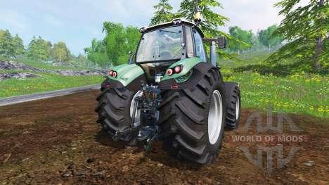 Deutz-Fahr Agrotron 7250 Warrior v9.0 for Farming Simulator 2015