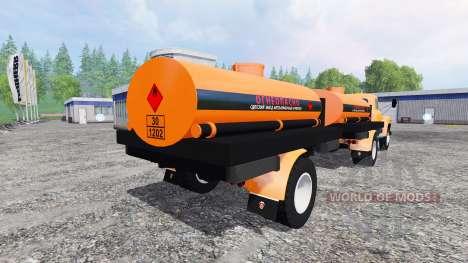 GAZ-53 v1.3 for Farming Simulator 2015