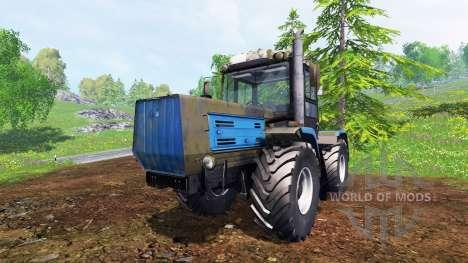 HTZ-17221-21 v2.0 for Farming Simulator 2015
