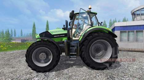 Deutz-Fahr Agrotron 7210 TTV v5.1 for Farming Simulator 2015