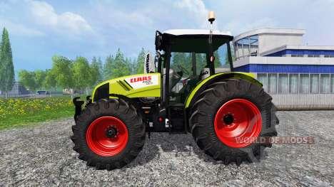 CLAAS Axos 330 for Farming Simulator 2015