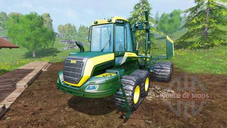 PONSSE Buffalo v1.1 for Farming Simulator 2015