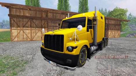GAS Titan v3.0 for Farming Simulator 2015