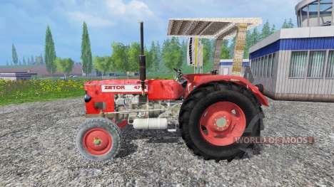 Zetor 4712 for Farming Simulator 2015