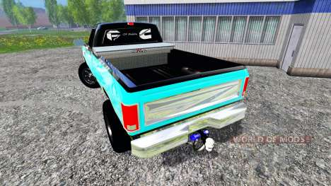 Dodge D-250 for Farming Simulator 2015