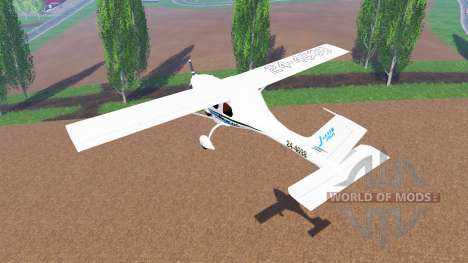 Jabiru J430 for Farming Simulator 2015