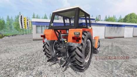 Ursus 914 Turbo [czerwone] for Farming Simulator 2015