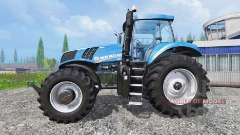 New Holland T8.320 [real engine] for Farming Simulator 2015