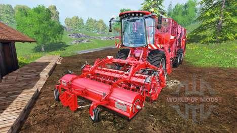 Holmer Terra Dos T4-40 for Farming Simulator 2015