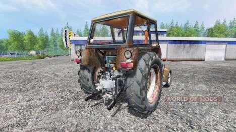 Ursus C-385 for Farming Simulator 2015