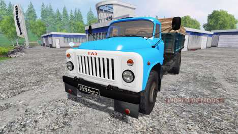 GAZ-53 for Farming Simulator 2015