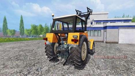 Ursus 914 Turbo [zolte] for Farming Simulator 2015