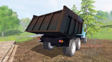 ZIL-133Д42 [MMP-4520] for Farming Simulator 2015