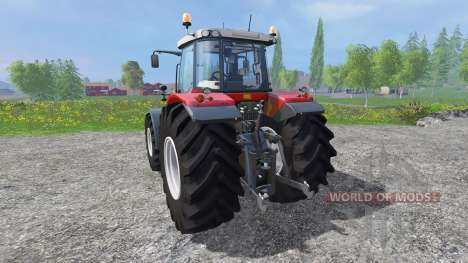 Massey Ferguson 7726 [washable] for Farming Simulator 2015