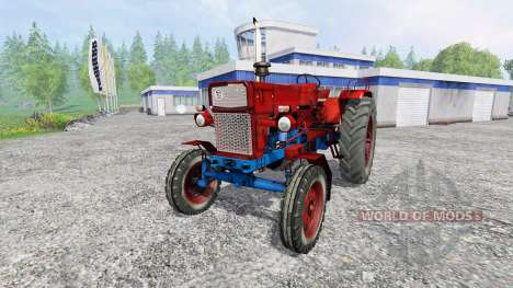 UTB Universal 650 [without cabin] for Farming Simulator 2015