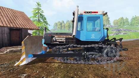HTZ-181 v2.0 for Farming Simulator 2015
