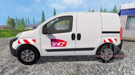 Peugeot Bipper [sncf] for Farming Simulator 2015