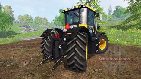 JCB 4220 v2.0 for Farming Simulator 2015