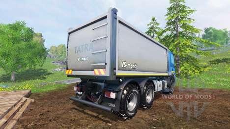 Tatra Phoenix T 158 Agro for Farming Simulator 2015